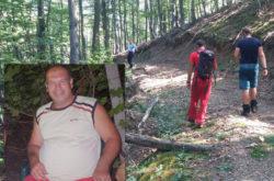 GALERIE FOTO : Bărbatul dat dispărut la Lepșa este de negăsit